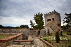 Butrint центры ` s Албании главные археологические стоковые изображения rf