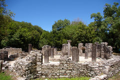 Butrint, Albania. Stock Photo