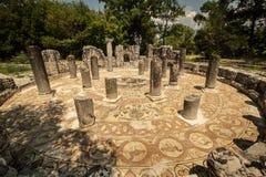Butrint, Albania imagen de archivo libre de regalías