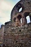 Butrint центры Албании главные археологические стоковое фото