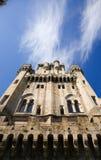 Butron Castle 2. Detail of a Castillo de Butron in Bizkaia Basque Country Royalty Free Stock Photos