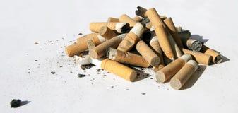 buttcigarett Royaltyfria Bilder