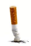 buttcigarett Royaltyfri Bild