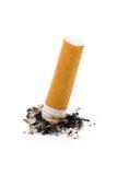 buttcigarett arkivfoto