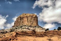 Butte Image libre de droits