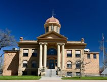Butte County Courthouse Stock Photo