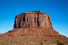 Butte di Merrick in valle del monumento immagini stock