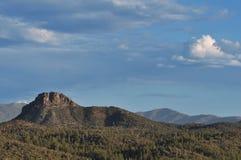 Butte do deserto Imagem de Stock Royalty Free