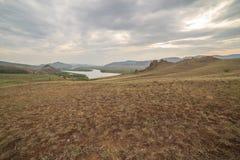 A butte . Landscape Royalty Free Stock Photo