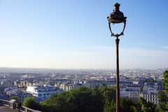 Butte Montmartre Royalty Free Stock Images