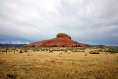 Butte roccioso fotografia stock libera da diritti