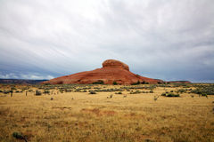 butte skalisty Fotografia Royalty Free