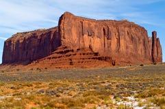 Butte in valle del monumento, Utah/Arizona, S.U.A. Immagini Stock