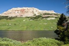 Butte van Beartooth royalty-vrije stock fotografie