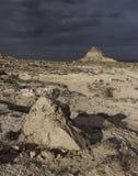 Butte van Pawnee van het oosten Royalty-vrije Stock Fotografie