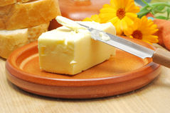 Butter Royalty Free Stock Photography