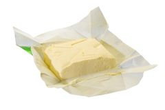 Butter - 3 Stock Image