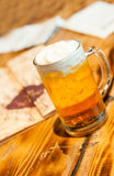 Butter Beer Stock Image