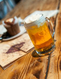 Butter Beer Royalty Free Stock Images