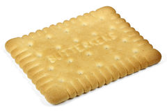 Butter biscuit Stock Photography