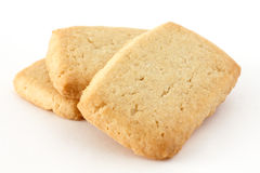 Free Butter Biscuits In A Stack Stock Photography - 40541482