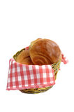 Butter bread bun Royalty Free Stock Photography