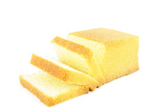 Butter cake Royalty Free Stock Photography
