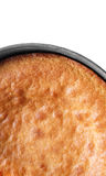 Butter cake close up Stock Photo