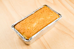 Butter cake Stock Photo