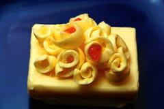 Butter & Caviar Stock Photos