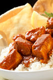 Butter Chicken Royalty Free Stock Photo
