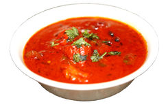 Butter chicken Stock Photography