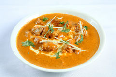 Butter chicken Royalty Free Stock Images