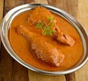 Butter Chicken Curry Stock Photos