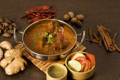 Butter Chicken, India Dish Royalty Free Stock Photo