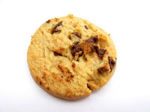 Butter Chocolate Chip Cookies Royalty Free Stock Photography