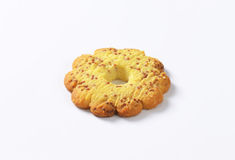 Butter cookie Royalty Free Stock Image