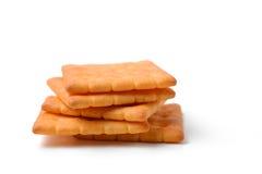 Butter cracker Stock Image
