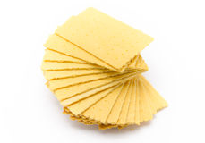 Butter Crackers Royalty Free Stock Images