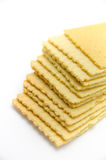 Butter Crackers Royalty Free Stock Photos