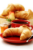 Butter croissant Royalty Free Stock Photography