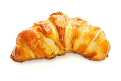 Butter croissant Stock Photos