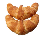 Butter Croissants Royalty Free Stock Image