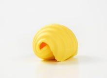 Butter curl Stock Photos