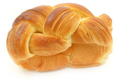 Butter Danish Pastry Stock Photo