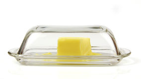 Butter Dish Stock Photos