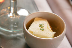 Butter dish stock images