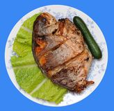 Butter fish Stock Images