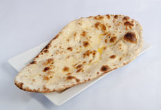 Butter naan roti Royalty Free Stock Photography