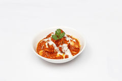 Butter Paneer Masala Royalty Free Stock Photo